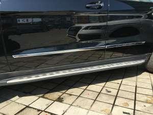 Молдинги на двери Mercedes-Benz GL (2012-2015)