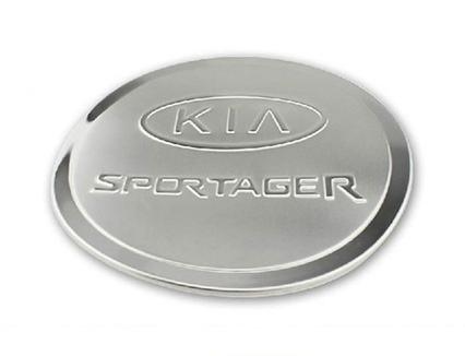 Накладка на крышку бензобака Kia Sportage III (2010-2015), фото 5