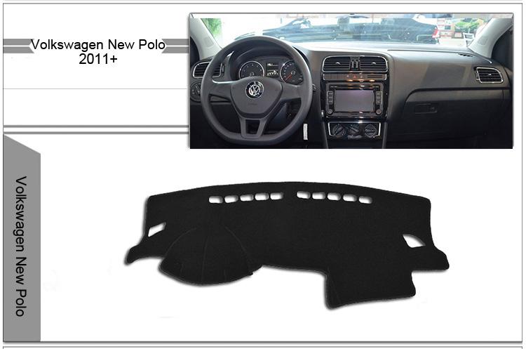 Защитное покрытие панели для Volkswagen Polo 2009 – 2018