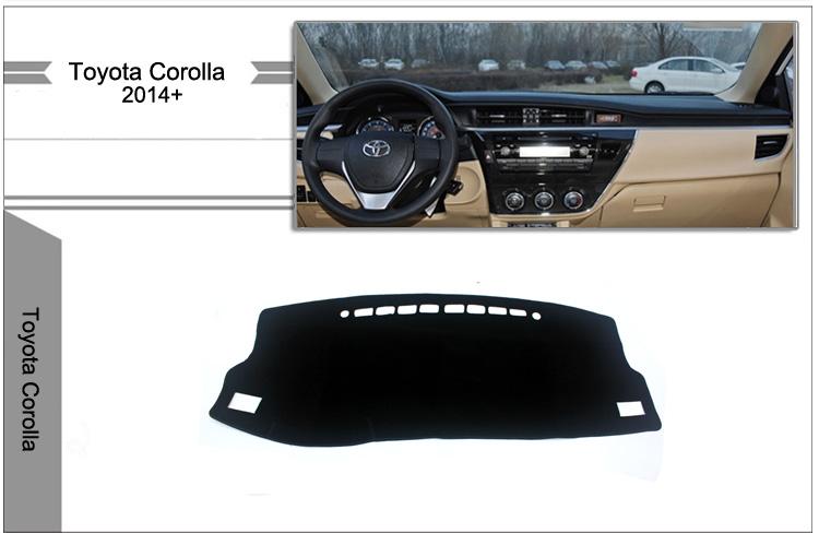Защитное покрытие панели для Toyota Corolla E160