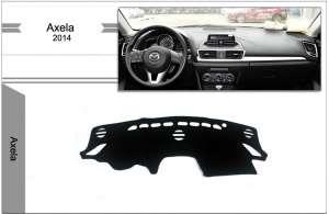 Защитное покрытие панели для Мазда 3 - Mazda 3 (2013-2017)