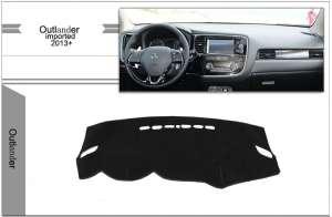 Защитное покрытие панели для Mitsubishi Outlander 3 (2012+)