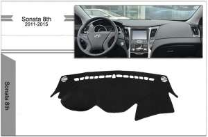 Защитное покрытие панели для Hyundai Sonata (2009-2013 YF)