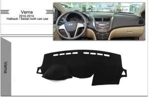 Защитное покрытие панели для Hyundai Solaris (2011-2016)