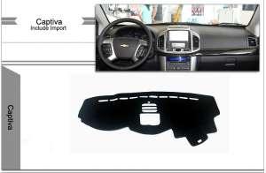Защитное покрытие панели для Chevrolet Captiva (2012-2016)
