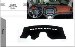 Защитное покрытие панели для Chevrolet Aveo (2012-2016)