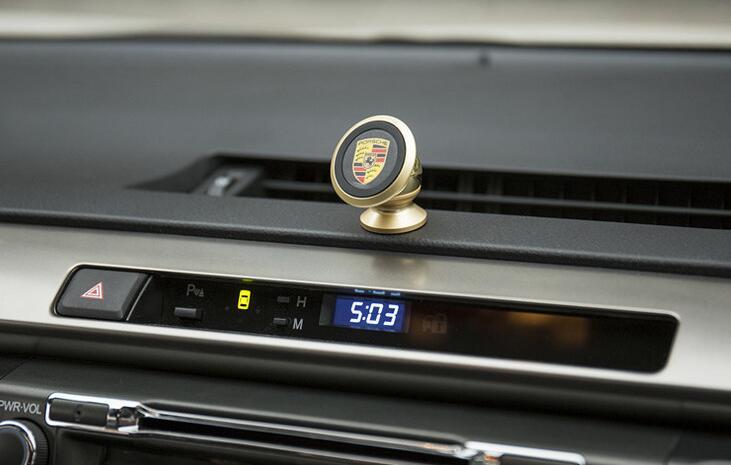Магнитный держатель для телефона Land Rover, фото 6
