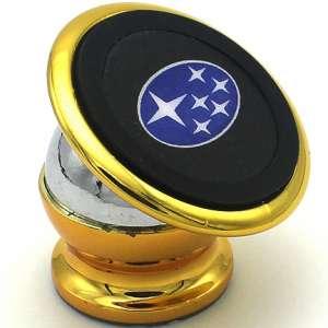 Магнитный держатель для телефона Subaru