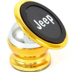Магнитный держатель для телефона Jeep