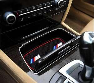 Коврики в подстаканники и в дверные ниши BMW 7 серия (2008-2015)