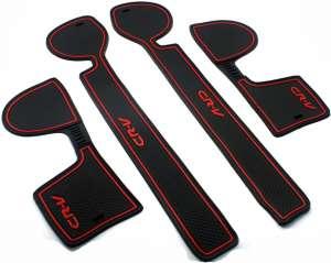 Коврики в подстаканники и в дверные ниши Honda CR-V (2009-2012)