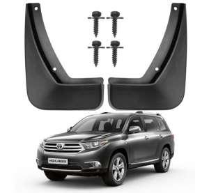 Брызговики с надписью Toyota Highlander (2010-2013)