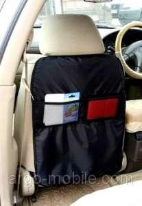 Органайзер-защита на переднее сиденье