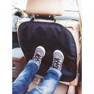 Защита сиденья автомобиля от грязных ног ребенка