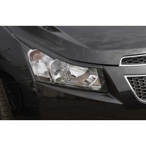 Передние реснички Chevrolet Cruze