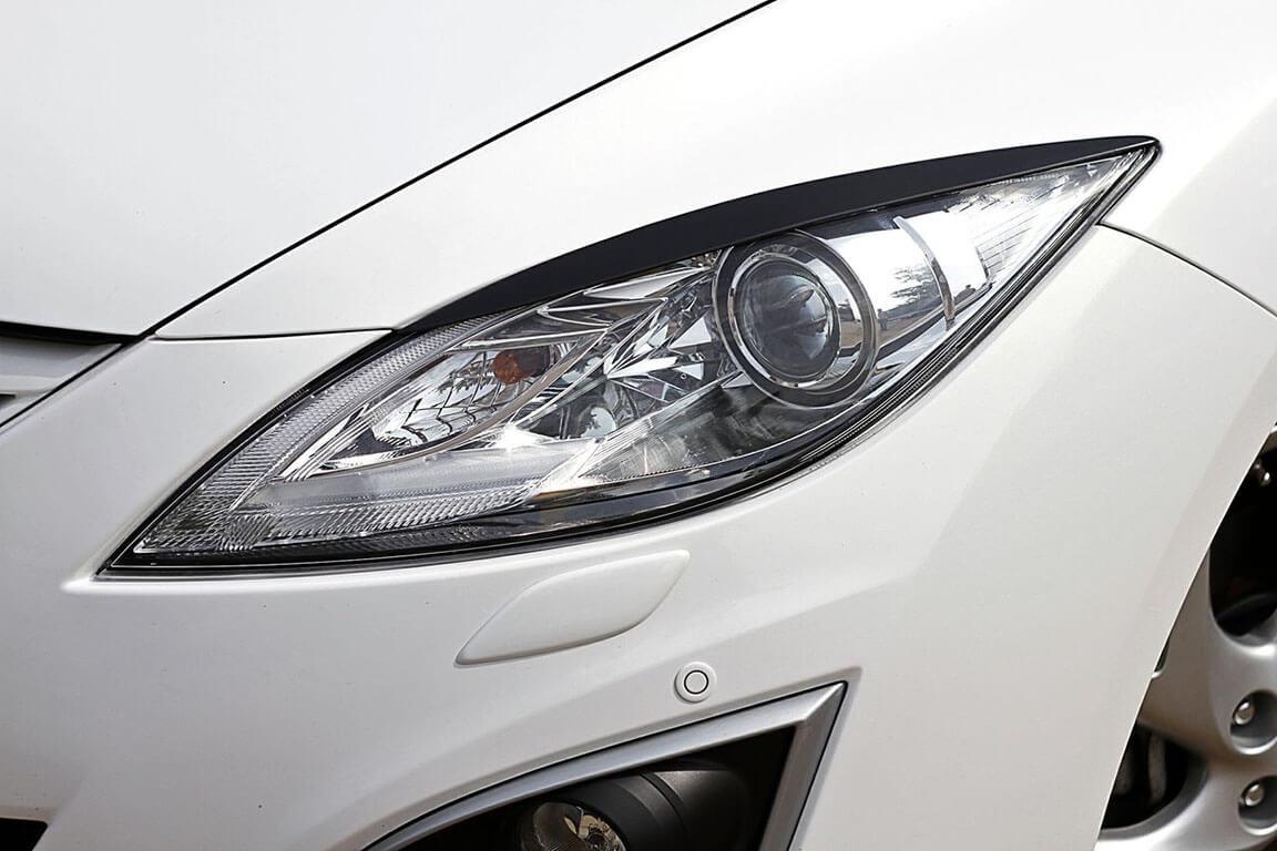 Передние реснички Mazda 6 (2007-2012) , фото 3