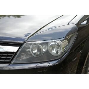 Передние реснички Opel Astra (2004-2015)