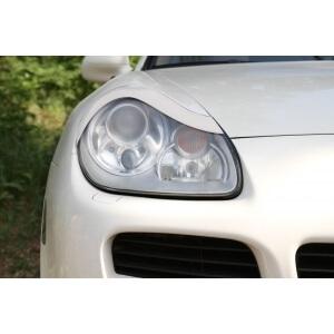 Передние реснички Porsche Cayenne (2002-2010)