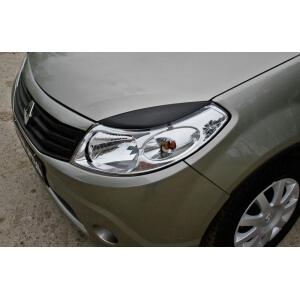 Передние реснички Renault Sandero (2009-2014)