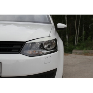 Передние реснички Volkswagen Polo V (2009-)