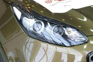 Передние реснички Kia Sportage 2016+
