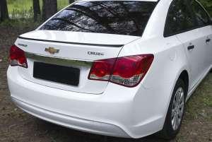 Лип-спойлер на Chevrolet Cruze  (2 вариант)