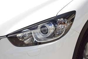 Передние реснички Mazda CX-5 2011-2015