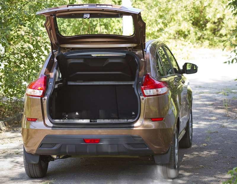 Накладка на порожек багажника Lada (ВАЗ) Xray 2016-, фото 3