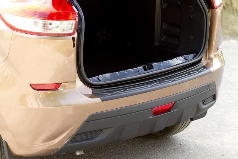 Пластиковая накладка на бампер Lada (ВАЗ) Xray 2016-, фото 5