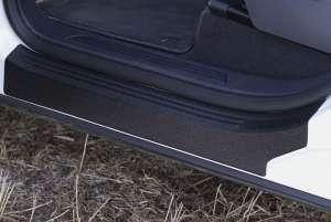 Накладки на внутренние пороги VW Touareg 2014+