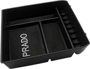 Органайзер в подлокотник (без холодильника) для Toyota Land Cruiser Prado 2003-2009