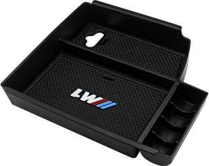 Органайзер в подлокотник для BMW 1 серии F20/F21 (хэтчбек)