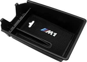 Органайзер в подлокотник для BMW 1 серии 2012-2015 (седан)