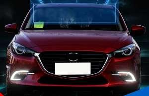 Дневные ходовые огни Mazda 3 2016+